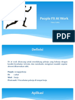 People Fit at Work