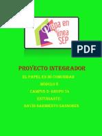 Proyecto Integrador Del Modulo 8