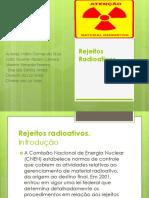 Rejeitos Radioativos.apresentação