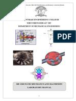 ME2208 -FMM Lab Manual-2013-2014