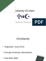 Christianity vs Islam