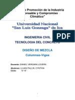 Informe Te Disño de Mezcla (1)