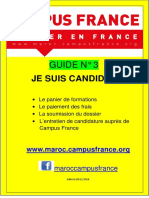 3 Guide Campus France Maroc