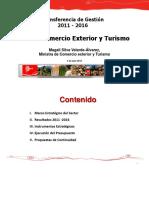 Presentacion Ministra MagalySilva Comision Transferencia 2011-2016