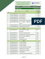 16 Record Matrix & ERP Matrix