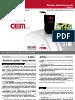 G100 Manual V 2.10
