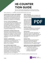 Otc Meds Guide 11-15