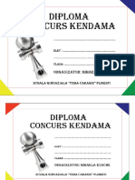 Diploma Kendama