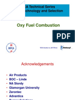 B2 Oxy fuel