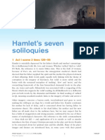 Hamlet Sevensoliloquies