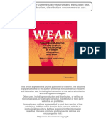 [2008] Wear Tests of Steel Knife Blades - J. Verhoeven a. Pendray H. Clark