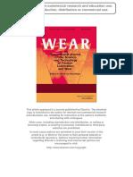 [2008] Wear Tests of Steel Knife Blades - J. Verhoeven a. Pendray H. Clark