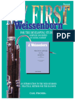 First Weissenborn
