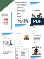 Leaflet Ht Resume
