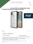 El Fabricante de Accesorios Olixar Se Ha Adelantado a Todos, Ha Lanzado 9 Fundas Para El Próximo iPhone 8