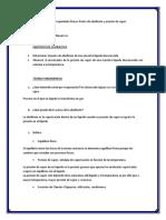 PRACTICA No 3 Punto de Ebullicion y Presion de Vapor.