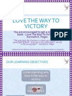 Love the Way to Victory - Printing Version_Images -