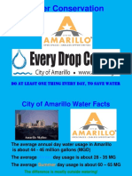 Water Conservation Presentation June 2017