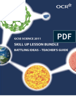 72968 Lesson Bundle Battling Ideas Teachers Guide