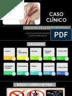 Tendinitis Pata Ganso Caso Clinico