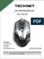 M268 User Manual
