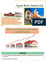 Real Estate Marketing Ideas and Materials by Boris Gantsevich
