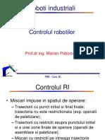 MRI Curs 10_Controlul MRI