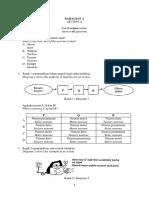 Peperiksaan Semester 1 2017 Sains F4 Paper 1