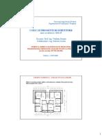 6 Esempio Edificio Muratura Analisi Statica Lineare
