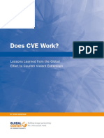 Does CVE Work- Lessons Learned From the Global Effort to Counter Violent Extremism (Global Center, 2015)