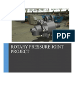 Rotary Pressure Joint Project Doc 1