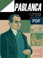 Capablanca - La Maquina de Jugar Ajedrez, 38p
