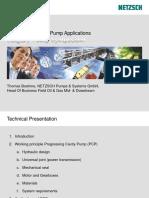 Progressing Cavity Pump Applications