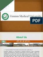 Gannan medical university