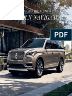 2018 Navigator Package Guide