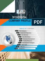About Us | 3fox digital