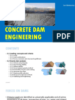 4. Concrete Dam Engineering
