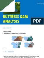 3. Buttress Dam Analysis