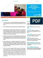 Rapport de situation - crise au Kasaï (avril-mai 2017)