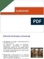 Abastecimiento y Logistico -Tema 2 Almacenes