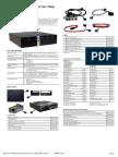HP Pro 3000 Service Map