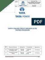 16_Earth Leakage Circuit Breaker (ELCB) Testing Procedure_R1!05!11-2015 (2)