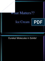 12 Ice Cream Matters
