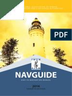 IALA – AISM -  AIDS TO NAVIGATION MANUAL- 7° EDITION 2014