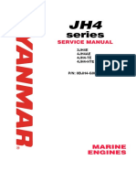 Yanmar 4JH4AE Marine Diesel Engine Service Repair Manual.pdf