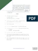 Combined Maths First Term Test 2013 Gr12 STC Matara