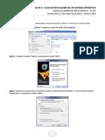 Laboratorio 2.- Guia de Instalación de Un Sistema Operativo - Tic-407 - Ph.d. c Victor Hugo Chavez Salazar(1)