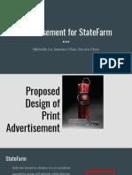 y10 advertisement presentation assessment