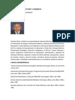 Perfiles Del Directorio y Gerencia Electrocentro Perù