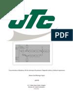 Características dinámicas de los sistemas de primero, Segundo orden y órdenes superiores